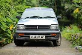 Maruti Suzuki 800 2007 Petrol 116500 Km Driven