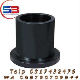 Fitting Injection HDPE Stube End Murah