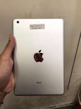 Ipad mini 3 wifi 16gb lengkap