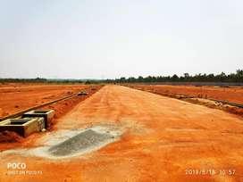 RERA Approved Open Plots for Sale in Saroj Whispering Winds, Narsapura