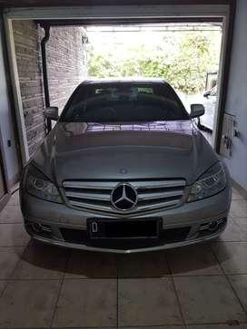Dijual Mercedes Benz C200 Kompressor Avantgarde 2007