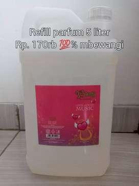 Refill parfum 5 liter