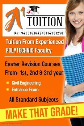 A1 Tuition Academy