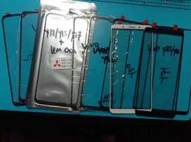 Glass kaca lcd touchscreen vivo y81/y83,y71,y50,y20/y12s,y17,y12,y15