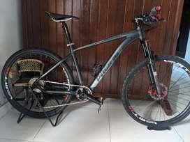 Dijual Sepeda Pacific Vigilon 2.0 full upgrade