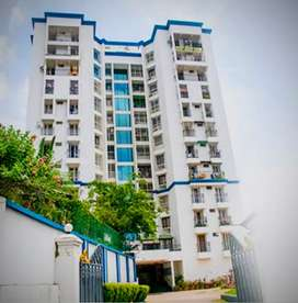 Devaswom Board jn, near christ nagar 3BHK flat only 16K for rent