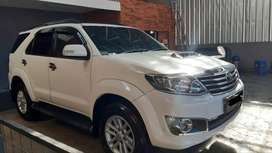 FORTUNER TYPE G VNT TURBO MANUAL. 2014 Pemakaian 2015