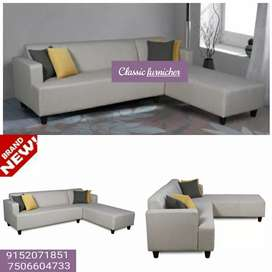 New classic l shaped sofa factory price#181