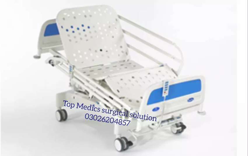 Electric Patient Bed & Hospital Beds & manual Beds on Rent available 0