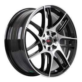 bisa kredit velg mobil original hsr wheel ring 17 untuk yaris avanza