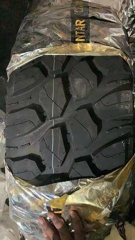 Tyres jeep pajero off rod tyres sales 33x12.5R15 MT LT