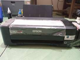 Epson L110 black only