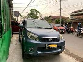 Toyota Rush G up S Manual 2011/2012 km 70rban antik bos ku