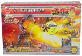 Mainan Dragon Warrior Ji Bu Duo Anak