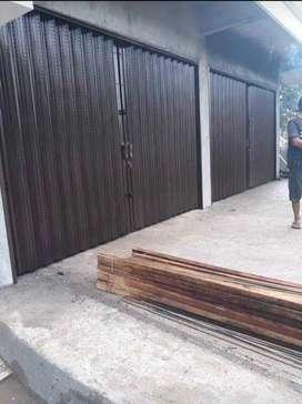 Folding gate, rolling door,kusen berkualitas