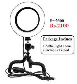 Online Wholesales 16cm LED Studio Camera Ring Light Photo Phone Video