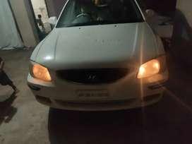 Hyundai Accent 2001 Petrol 124000 Km good ranking condition