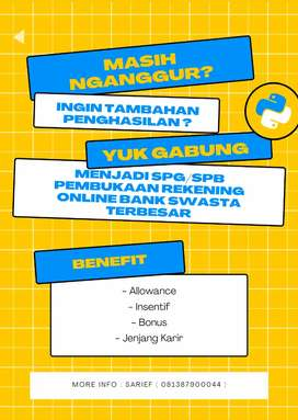 Lowongan Kerja SPG/SPB Area Bogor