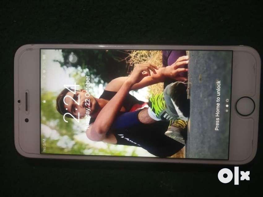 I phone 6 gold colour 0