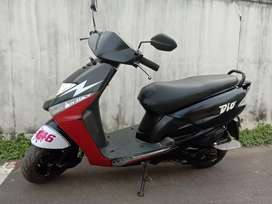 Ladies Used Scooter Emergency Dio Bike for Sale