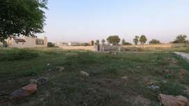 1-Kanal Corner Residential Plot Ideal Community Rehbar Colony Taxila