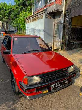 Toyota starlet xl 1.0