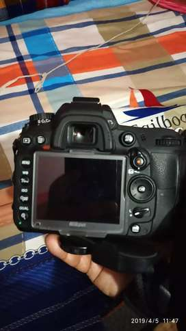 Nikon D 7000 only Body( prime lens at extra price)