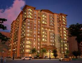 1 Bed Apartment in B17 Multi Gardens Islamabad CDA Approved