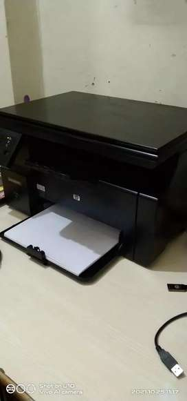 Hp 1136 all in one