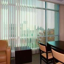 Vertical blind. Kantor,rumah,apartemen,sekolah jabodetabek 5TU
