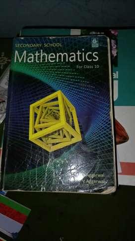 Class 10 math RS Agarwal