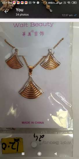 Imition imported jwellery