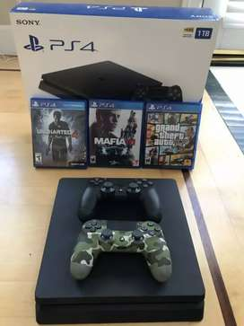 Sony ps4 used at lowest price