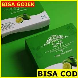 Serbuk Lemon Pelangsing Herbal Alami Bisa COD