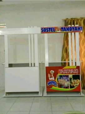 Booth  portable