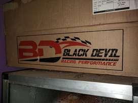Knalpot Vario 125/150 black devil original