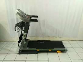 Electric Treadmill 3 Fungsi Total - TL 288 Best Family Home Use