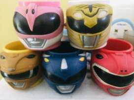 Mug power ranger