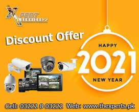 CCTV Cameras complete Package Best price with 2 Years Warranty