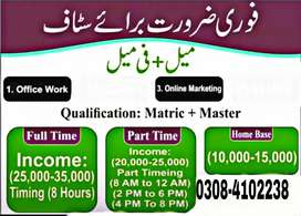 Good News International Company Females And Males Staff Required
