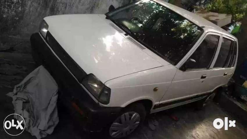 Diesel maruti800 for sale 0