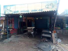 Individual House & Four Shops@ Redhills on Road Property