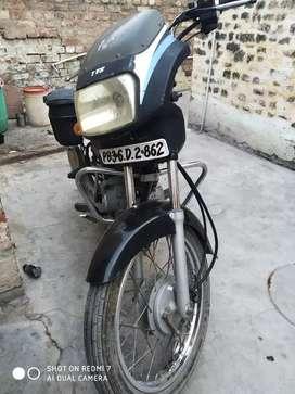 Tvs victor bike running conditions