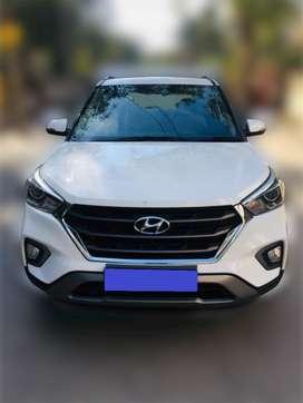 Hyundai Creta 1.6 SX, 2019, Diesel