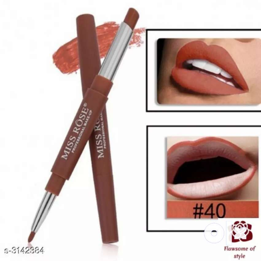 Miss Rose Professional Makeup High Pigment 2 in 1 Lip Line 0