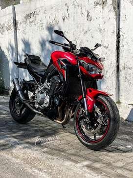 Kawasaki Z900 NIK. 2018 Mulus Terawat
