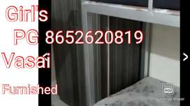 Without brokerage GIRLS PG in vasai ,naigaon Andheri