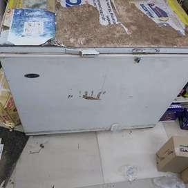 Deep fridge single door