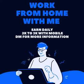 Work from home digital marketing