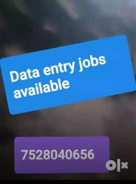 Part time / online work full time job